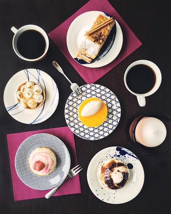 Gourmandises pour accompagner votre café