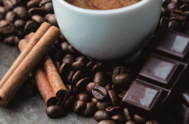 Café et chocolat, deux addictions qu'on adore !