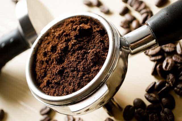 la mouture du café